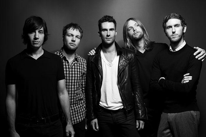 Maroon 5 сняли комичный клип про покемонов