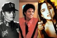 Billboard: 10 лучших видеоклипов 80-х