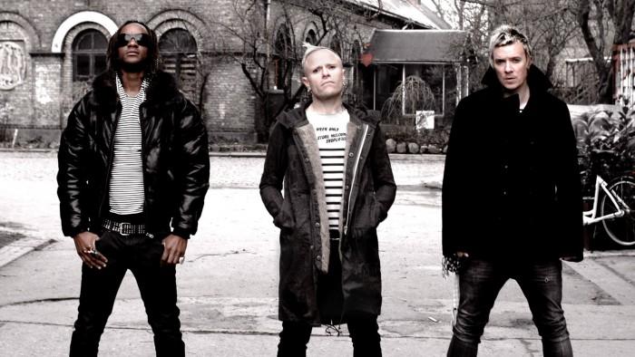 Группа The Prodigy сняла вВоронеже новый клип