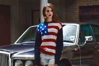 Лана Дель Рей (Lana Del Rey): красота по-американски
