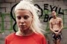 Новое видео Die Antwoord – Baby's On Fire