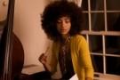 Новое видео Эсперанцы Сполдинг (Esperanza Spalding) – Crowned & Kissed