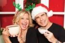 Новое видео Оливии Ньютон-Джон (Olivia Newton-John) и Джона Траволты (John Travolta) – I Think You Might Like It