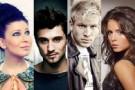 Самые успешные русскоязычные исполнители 2012 года