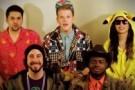 Новый клип группы Pentatonix — We Are Ninjas