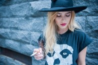 Новый клип Холси (Halsey) — New Americana