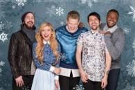 Новый клип группы Pentatonix — The First Noel