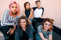 Новый клип Hey Violet — Break My Heart
