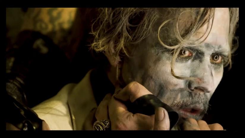 Мэрилин Мэнсон (Marilyn Manson)  — Say10 , новый клип 18+