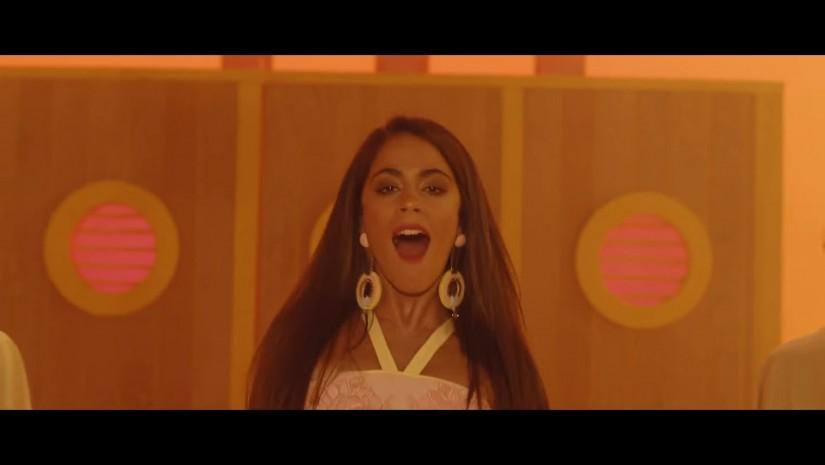 Tini и Nacho — Te Quiero Más , новый клип