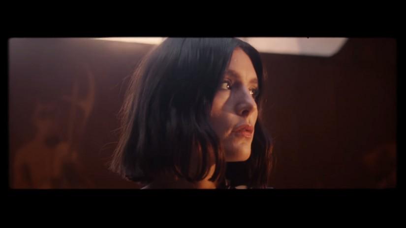 Джесси Вейр (Jessie Ware) — Alone, новый клип