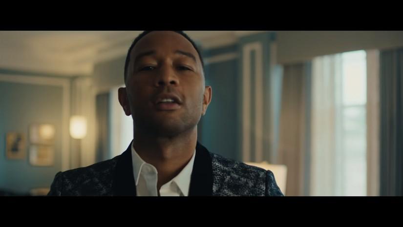 John Legend ft. Chance the Rapper — Penthouse Floor , новый клип