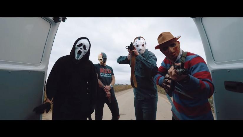 Тони Раут x Ivan Reys  — Танцуй на костях, новый клип 18+