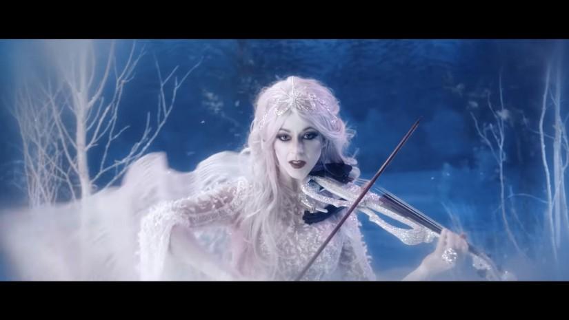 Lindsey Stirling  — Dance of the Sugar Plum Fairy, новый клип
