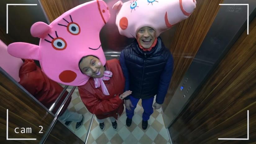 Боня и Кузьмич — Лифтолук, новый клип