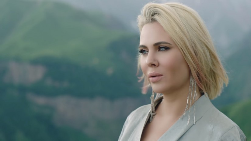 Тамара Саксина — Помнишь, новый клип