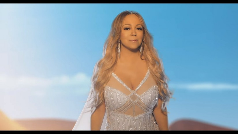 Mariah Carey — The Star, новый клип