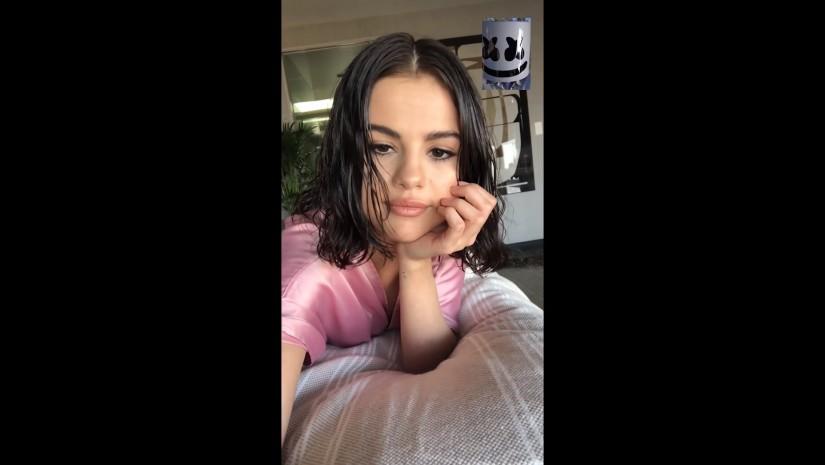 Selena Gomez, Marshmello — Wolves , новое видео