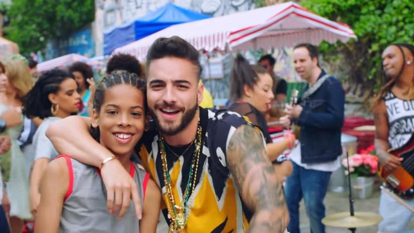 Maluma — Corazón, новый клип