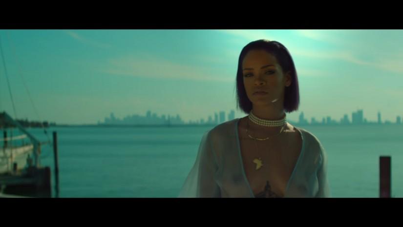 Новый клип Рианны (Rihanna) - Needed Me (18+)