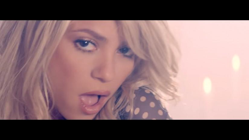 Новый видеоклип Шакиры (Shakira) – Addicted To You
