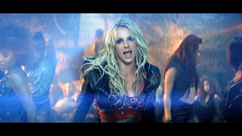 Britney Spears — Till The World Ends , новый клип