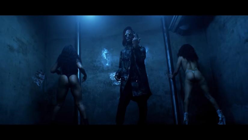 G-Eazy ft. A$AP Rocky, Cardi B, French Montana, Juicy J, Belly — No Limit , новый клип