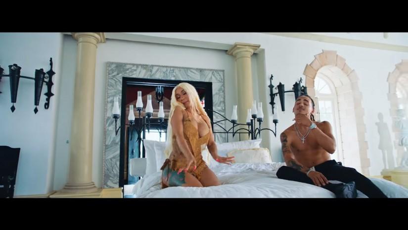 Ozuna — La Modelo Ft Cardi B, новый клип