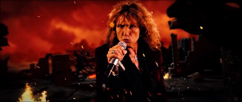 Whitesnake — Burn, новый клип