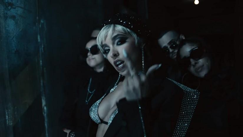 Tinashe — No Drama, новый клип