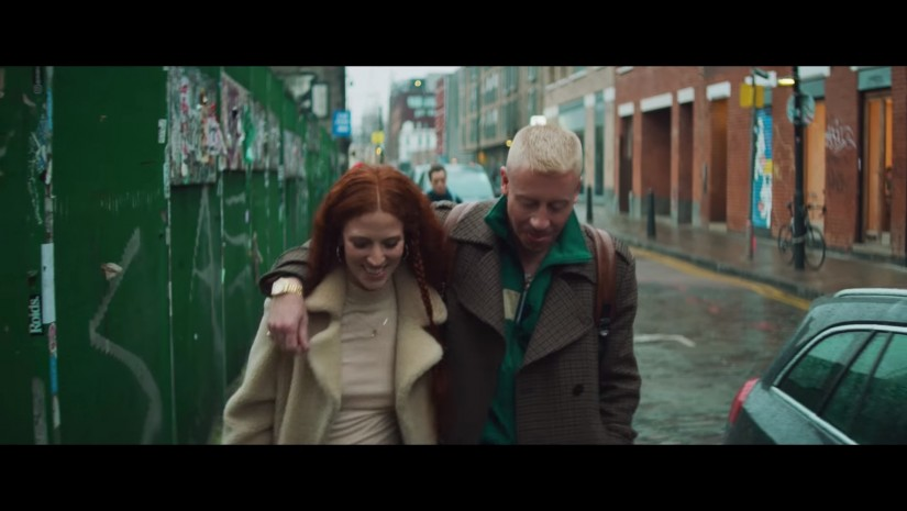 Rudimental feat. Jess Glynne, Macklemore and Dan Caplen — These Days, новый клип