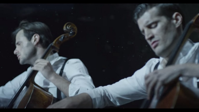 2CELLOS — My Heart Will Go On, новый клип