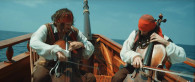 2CELLOS — Pirates Of The Caribbean, новый клип