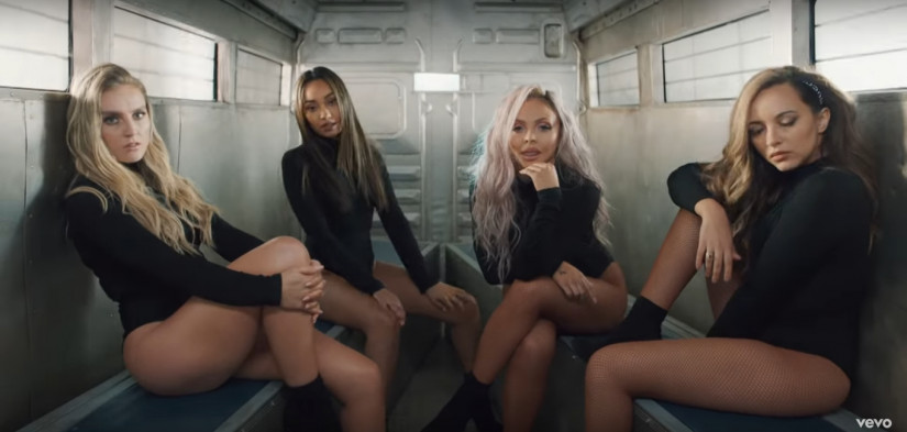 Little Mix ft. Nicki Minaj — Woman Like Me, новый клип