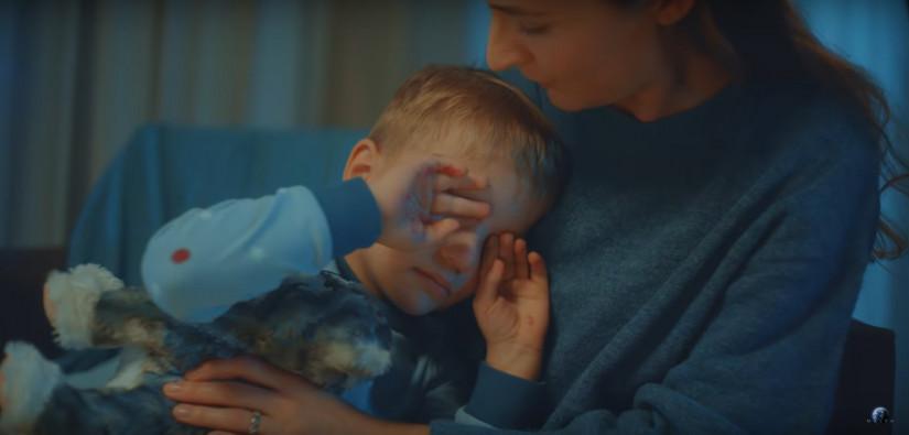 Максим Фадеев — Новая колыбельная, новый клип