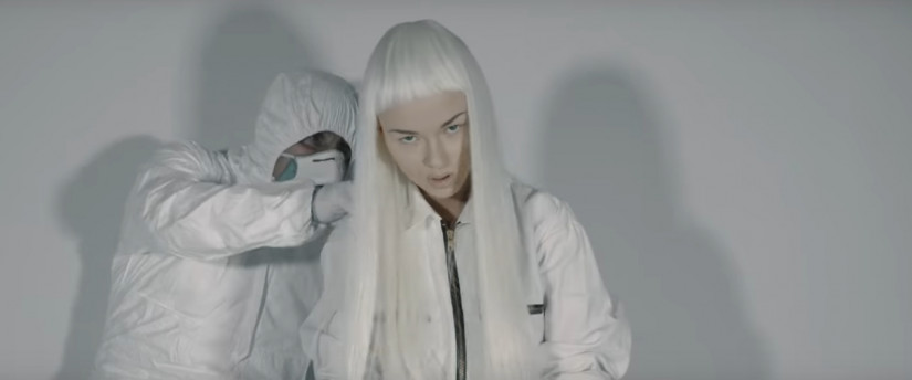 Дана Соколова — Фонари, новый клип