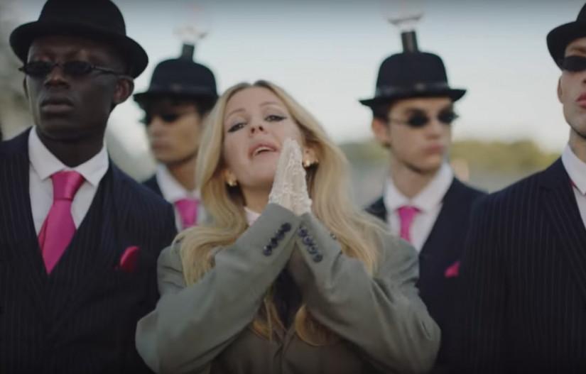 Ellie Goulding, Diplo, Swae Lee — Close To Me, новый клип