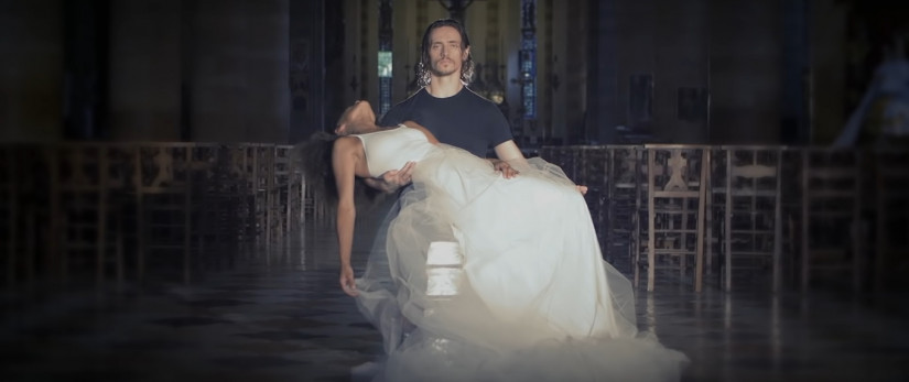 Andrea Bocelli и Аида Гарифуллина — Ave Maria pietas, новый клип