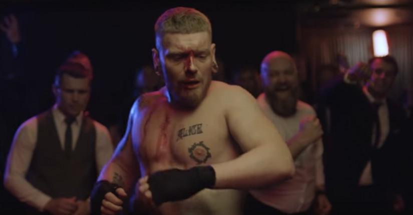 Александр Кривошапко — Just give me love, новый клип