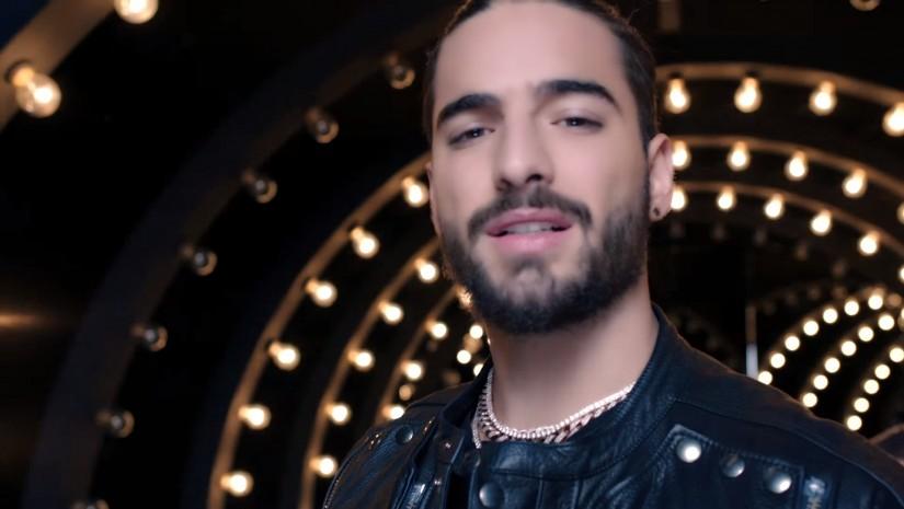 Yandel ft. Maluma — Sólo Mía, новый клип