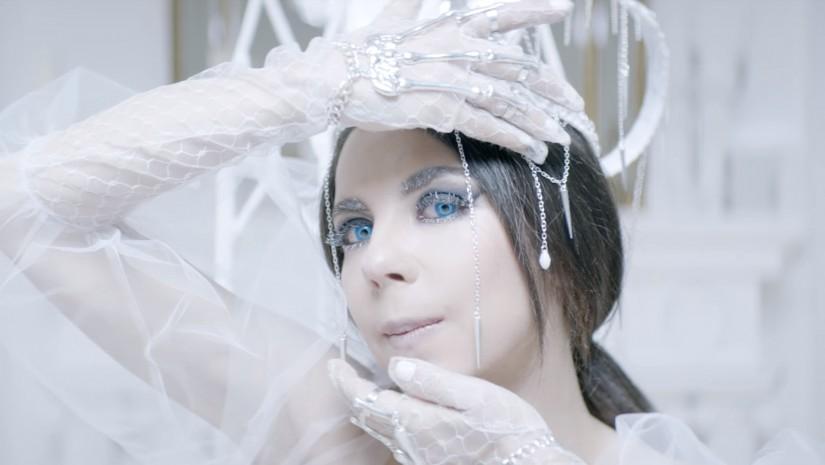 Анна Плетнева — Белая, новый клип