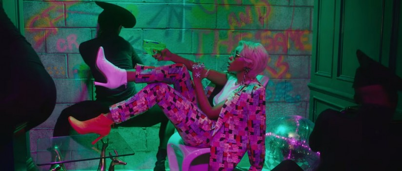 Janelle Monáe — Make Me Feel , новый клип