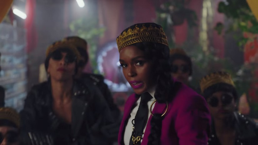 Janelle Monáe — Django Jane, новый клип