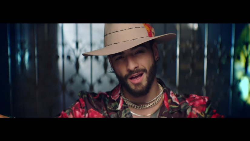 Maluma — El Préstamo, новый клип