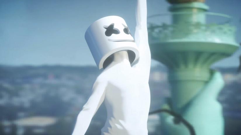 Marshmello — Fly, новый клип