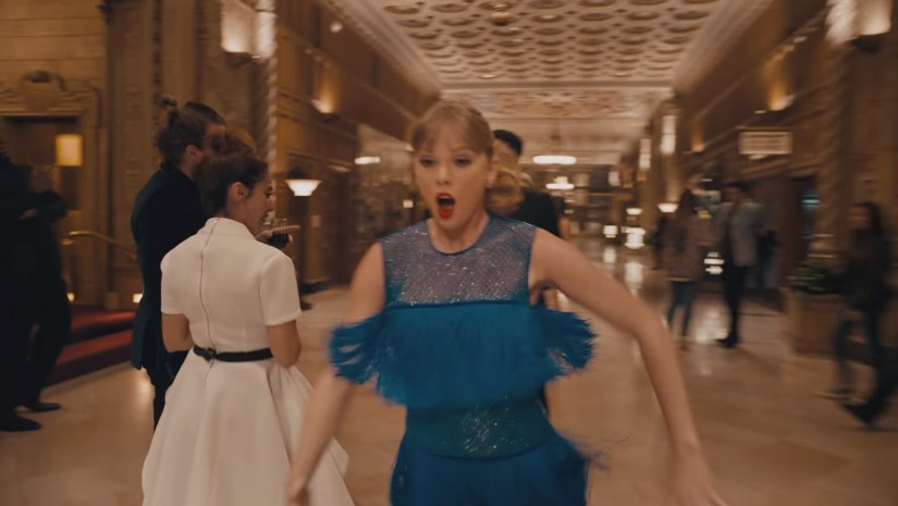 Taylor Swift  — Delicate, новый клип