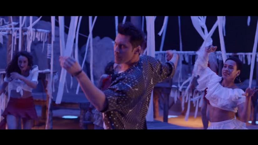 Dan Balan feat. Matteo — Allegro Ventigo, новый клип