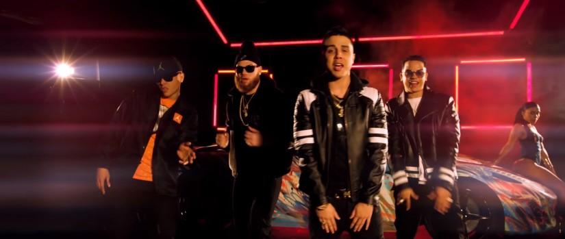J Alvarez ft. Miky Woodz, Darell, Darkiel — Que Ironía, новый клип