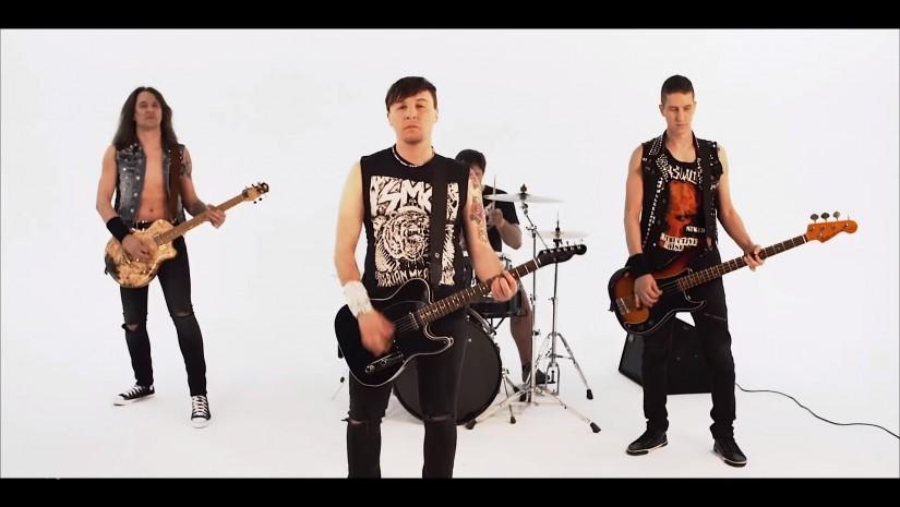 Группа «Йорш»: панки тоже делают красивую музыку