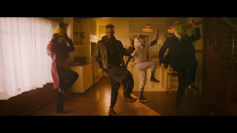 Chris Brown — Tempo, новый клип